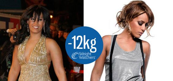 Amel Bent Weight Watchers