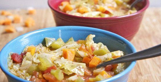 Manger soupe le soir pour maigrir for Soupe pour mincir